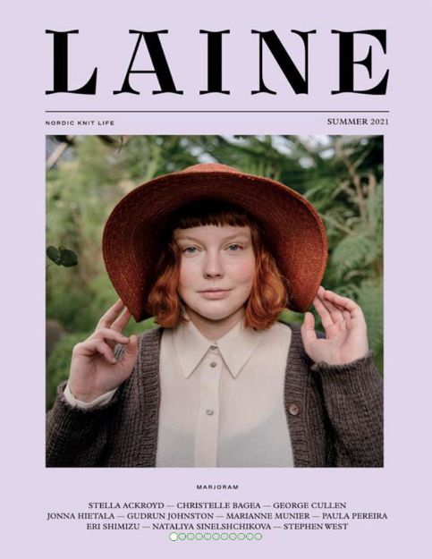 Bild von LAINE MAGAZINE No 11