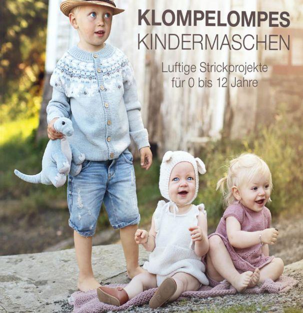 Bild von ANDREASSEN HJELMAS Klompelompes Kindermaschen