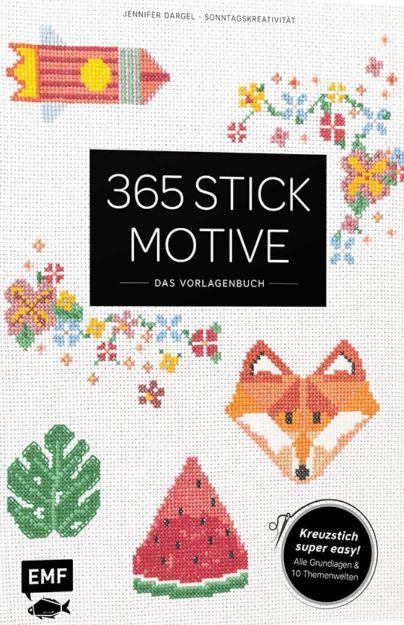 Bild von DARGEL 365 Stickmotive