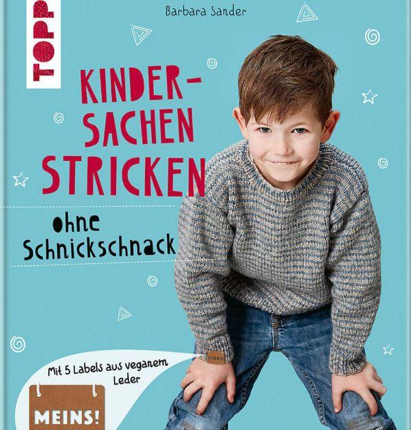 Bild von SANDER Kindersachen stricken ohne Schnickschnack