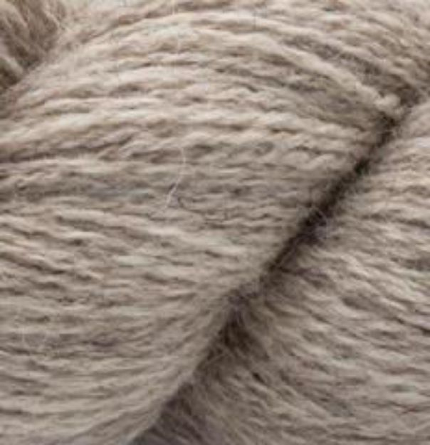 ERIKA KNIGHT WOOL LOCAL gritstone flax 804