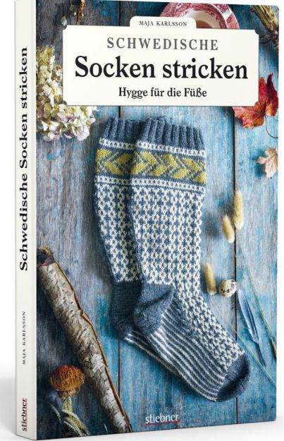Bild von KARLSSON Schwedische Socken stricken