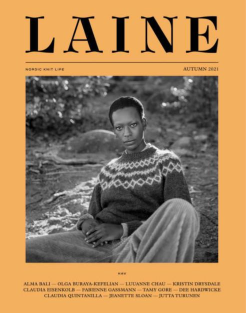 Bild von LAINE MAGAZINE No 12