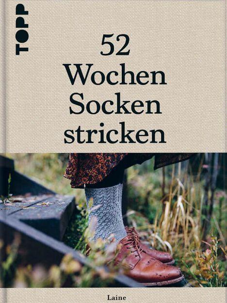 Bild von 52 Wochen Socken stricken