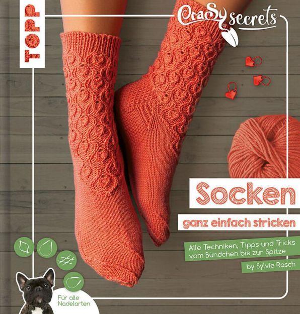Bild von RASCH Crasy Secrets - Socken ganz einfach stricken